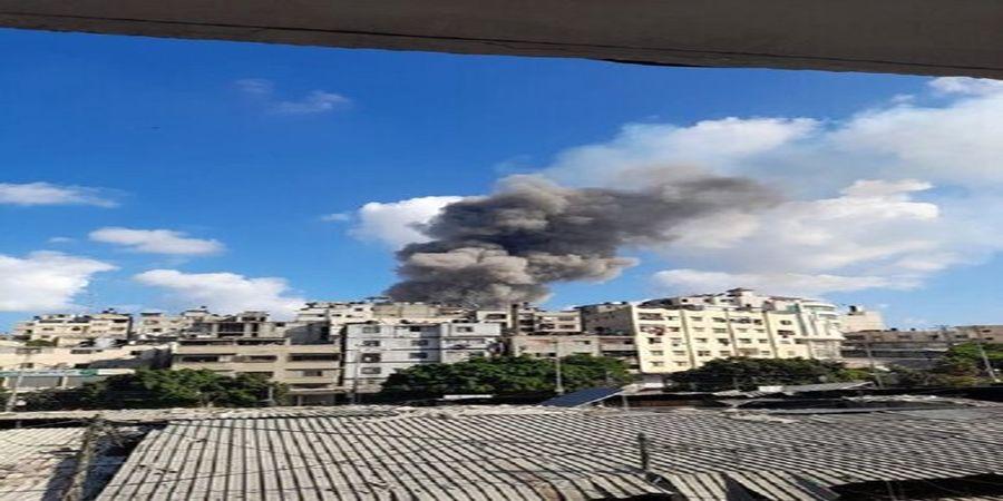 تعداد کشتهشدگان در انفجار مهیب در غزه