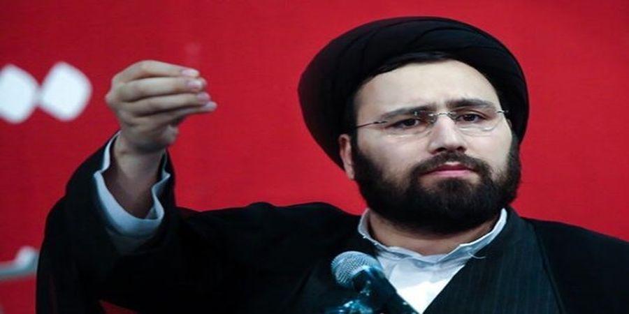 پیام سید علی خمینی پس از گذراندن دوران بیماری کرونا