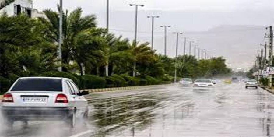 ۷ استان بارانی می شود