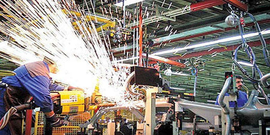 خروج از رکود صنعتی در شهریور 1400 +نمودار