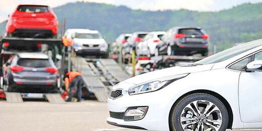 خریداران خودروهای خارجی بخوانند