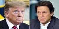 جزئیات گفتگوی ترامپ و عمران خان پس از ترور سردار سلیمانی