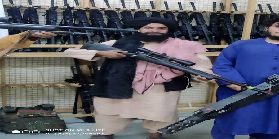 توییت یکی از  عوامل رسانهای طالبان درباره انفجار اخیرقندوز