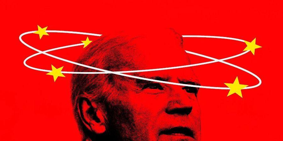 دردسر جدید بایدن برای عبور از دیوار چین