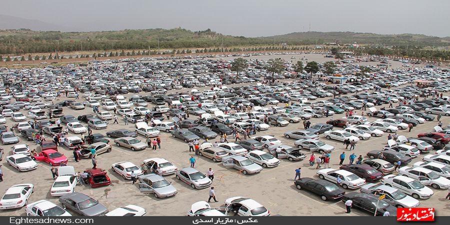 قیمت خودرو های سایپا و ایران خودرو