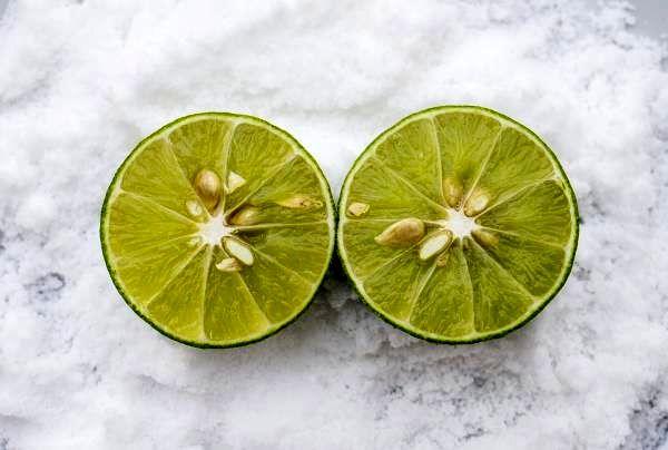 لیمو و نمک