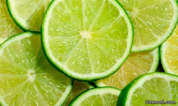 خواص لیمو ترش برای سلامتی