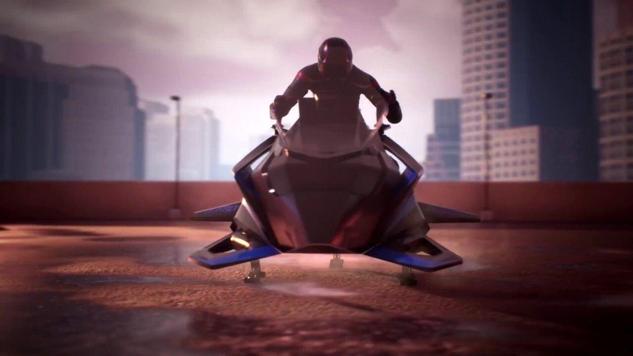 The Speeder