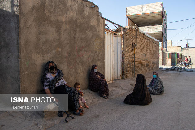 تصاویر/ «کوچهنشینی» رسمی که از کوچههای پایتخت رخت بربست