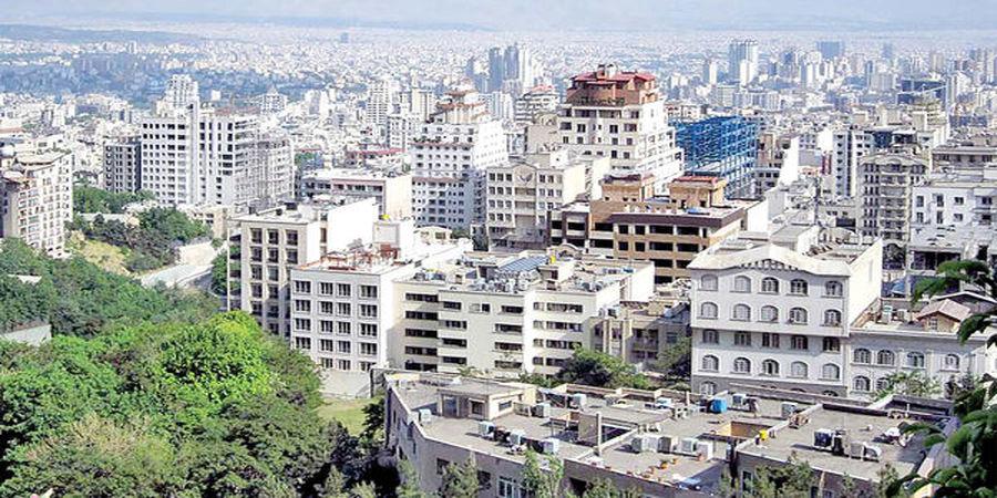 نرخ رهن آپارتمانهای کمتر از 100 متر