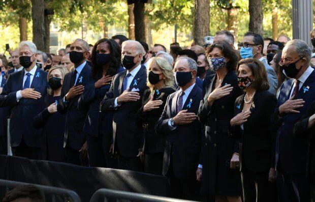 بایدن:هرجایی که القاعده در آن حضور دارد،ما باید به آن حمله کنیم و نیروهایمان در آنجا باقی بمانند؟بیخیال!/عکس