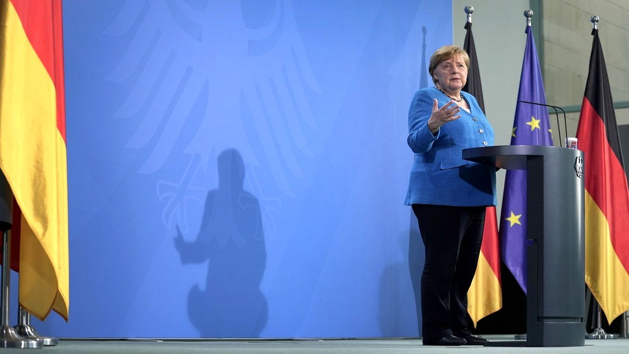 صدر اعظم آلمان