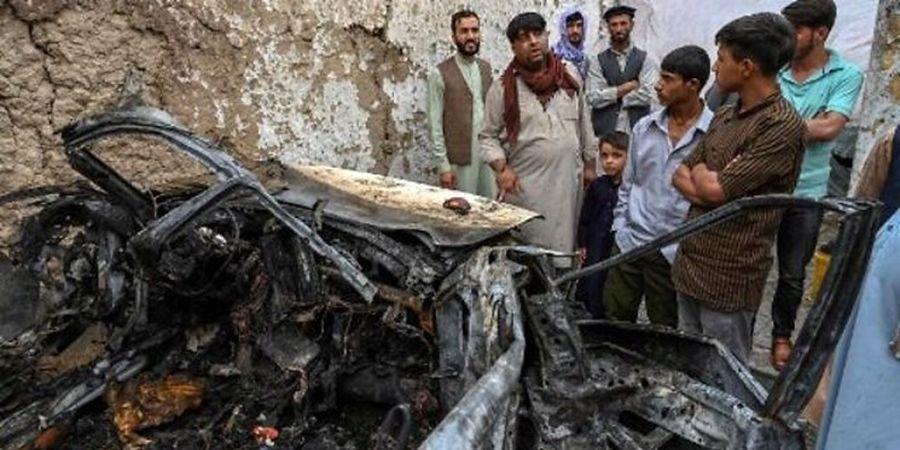 اظهارات سندر درباره کشتار غیرنظامیان افغان در حمله پهپادی آمریکا