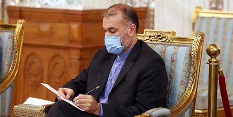 پیام وزیر خارجه برای درگذشت نوجوان فداکار  ایذهای