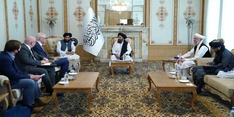 آغاز روابط علنی لندن با طالبان/ هدف انگلیس از ملاقات با طالبان