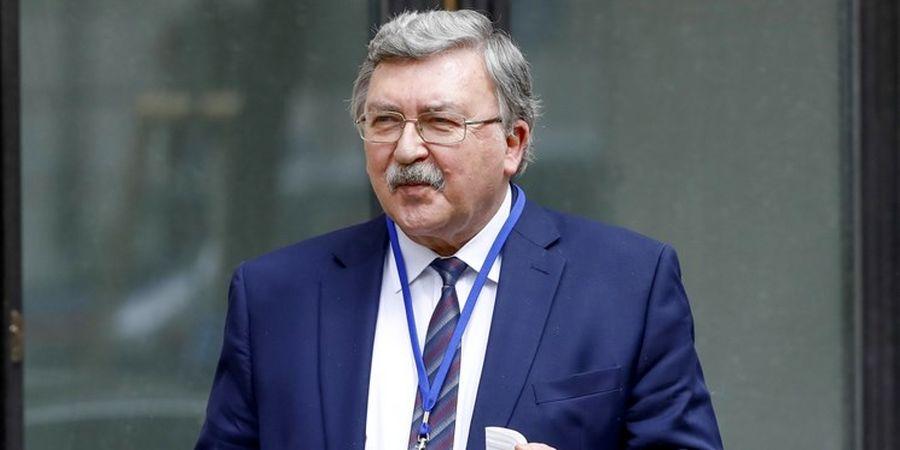 واکنش اولیانوف به اتهامات درباره تعلل ایران برای ازسرگیری مذاکرات وین