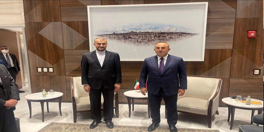 چاووش اوغلو: تحریمهای یکجانبه و غیرقانونی بر ضد ایران باید برداشته شود