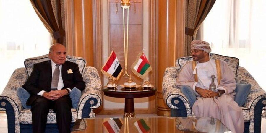 رایزنی وزرای خارجه عراق و عمان