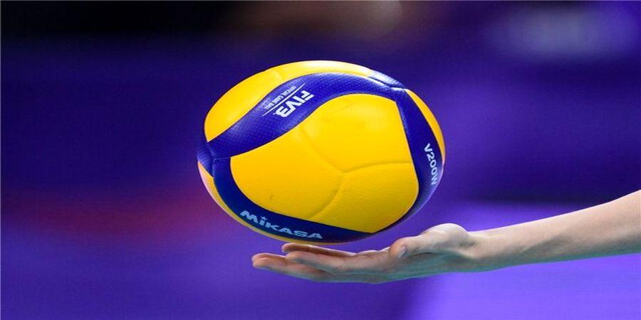 پیروزی جوانان والیبال ایران مقابل تایلند