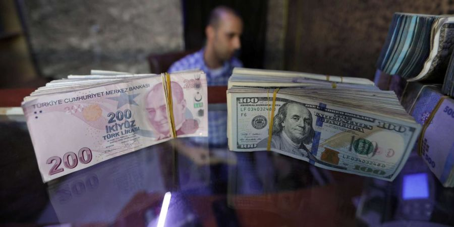 نقش لیر در افزایش قیمت دلار