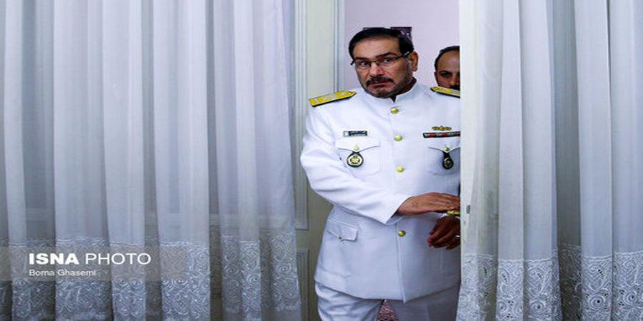 دبیر شورای عالی امنیت ملی به مجلس می رود