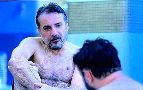 سیدجواد هاشمی در سریال زخم کاری