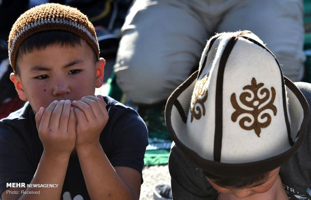 نماز عیدقربان مسلمانان جهان