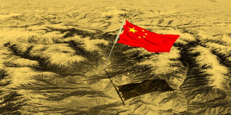 کشورگشایی کمونیستی با احداث مخفیانه روستاهای چینی