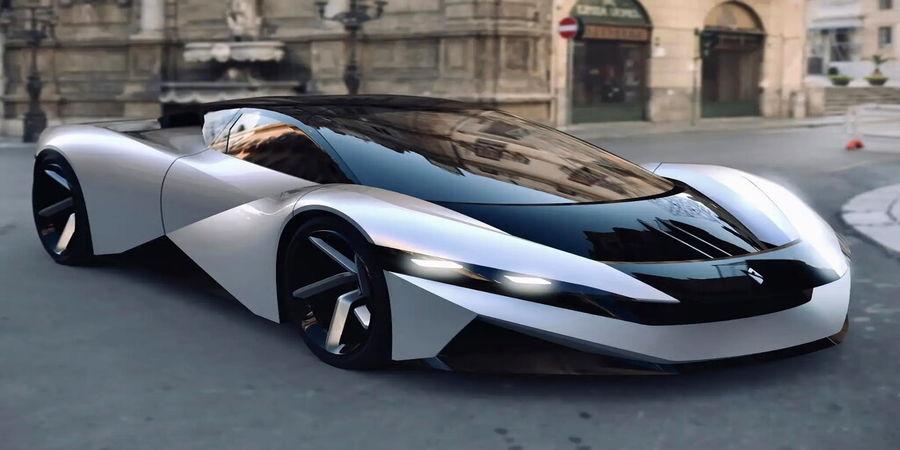 خودروی خیره کننده رکورددار شتاب