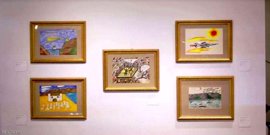 فروش یک میلیون دلاری آثار نقاشی محمد علی کلی