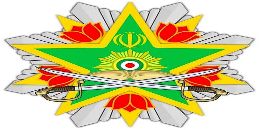 اعطای نشان فداکاری ارتش به شهید «علی لَندی»