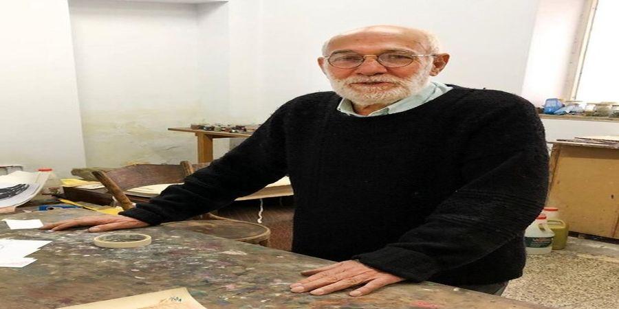علی گلستانه درگذشت