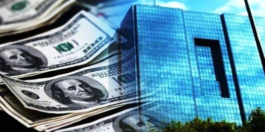 بانک مرکزی در بازار ارز نوسان ایجاد میکند