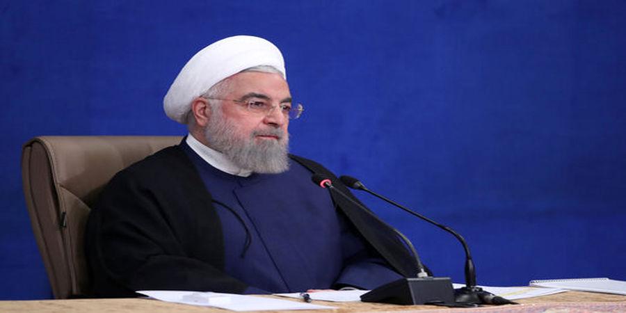 واکنش رئیسجمهور به اعتراضات در خوزستان و استفاده برخی از اسلحه