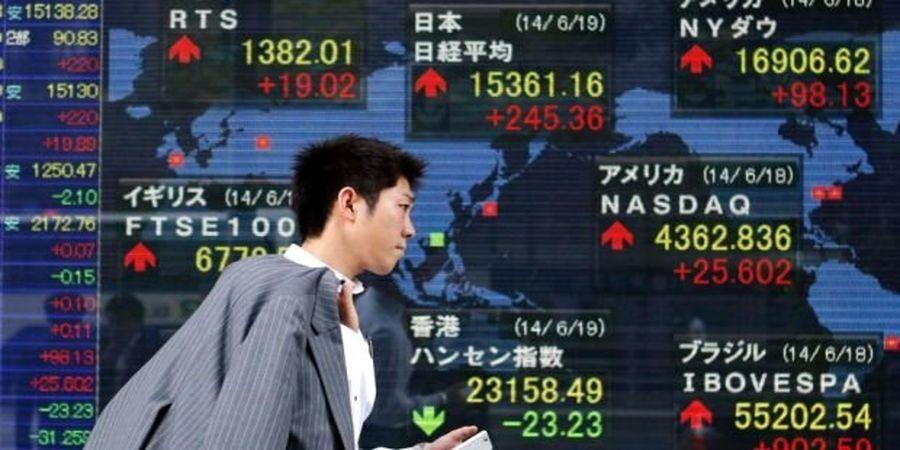 سقوط بورس پس از گزارش صندوق بین المللی پول