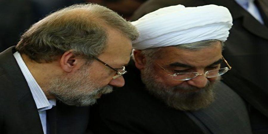 افزایش احتمال شکستن روزه سکوت روحانی و لاریجانی!