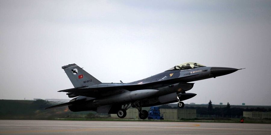 درخواست ترکیه برای خرید ۴۰ فروند جنگنده «اف ۱۶» آمریکا