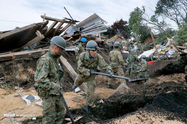 زلزله در ژاپن