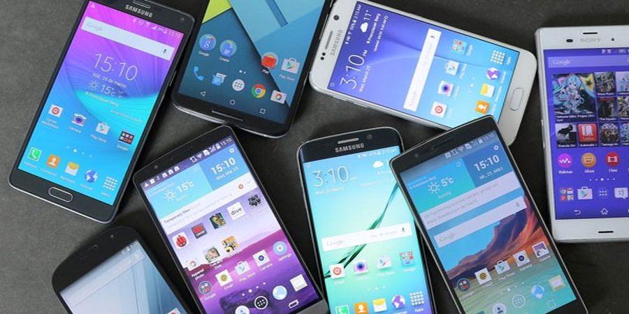 قیمت انواع موبایل در بازار