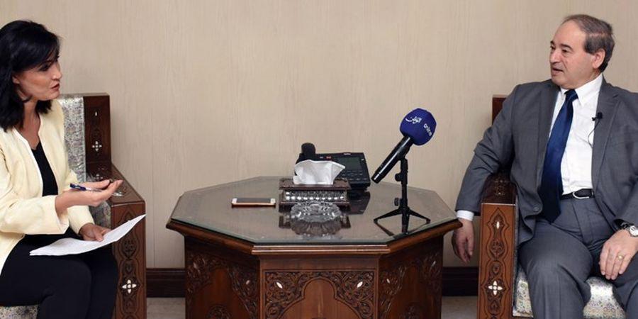 وزیرخارجه سوریه: حامی گفتوگوی ایرانی-عربی هستیم