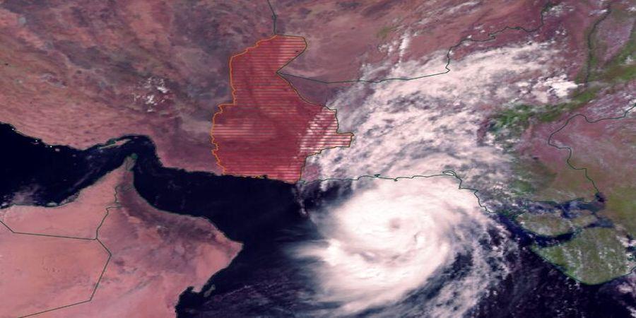 سیستان و بلوچستان در وضعیت قرمز قرار گرفت/طوفان در راه است