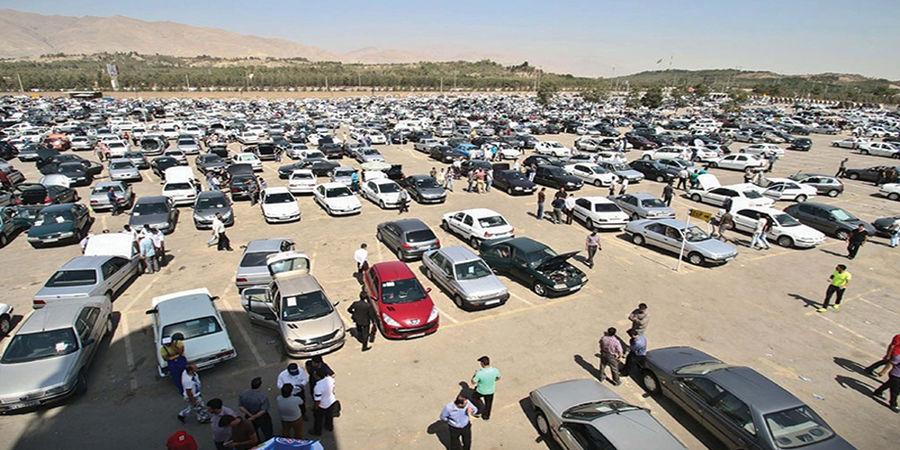 رکود شدید در بازار خودرو + قیمت