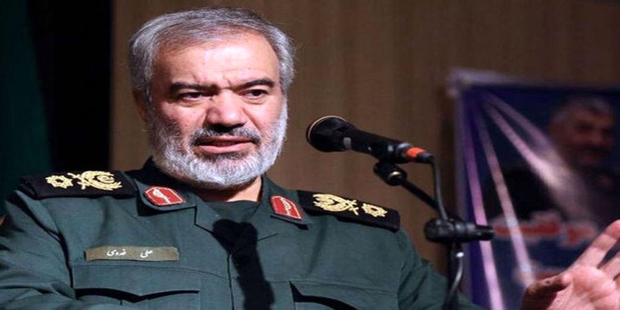 واکنش جانشین فرمانده کل سپاه به خبرسازیها درباره رزمایش شمال غرب کشور