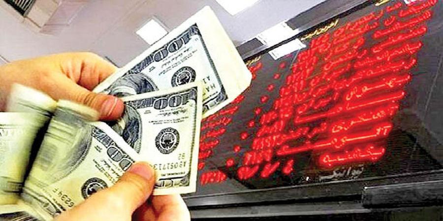 کالسکه بورس به دنبالِ اسبِ دلار