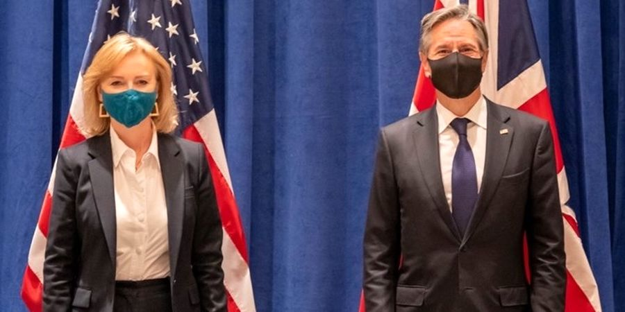 درخواست فوری انگلیس و آمریکا از ایران: اتباع ما را آزاد کنید