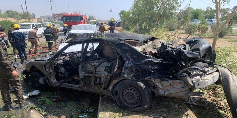 جزئیات انفجار خودروی بمبگذاری شده در غرب عراق