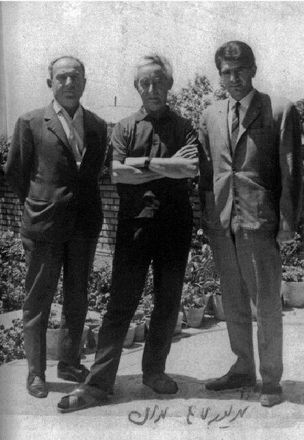 محمدرضا شجریان در جوانی