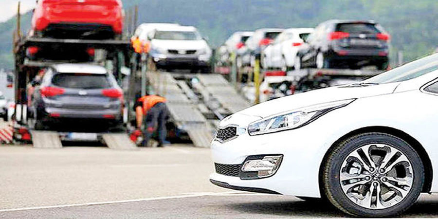 چراغ سبز دولت به واردات خودرو