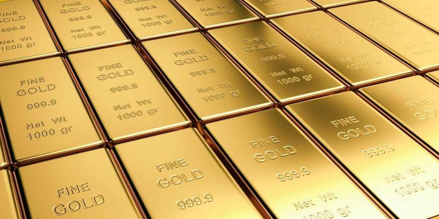 قیمت گرم طلا امروز پنج شنبه ۱۴۰۰/۰۴/۳۱