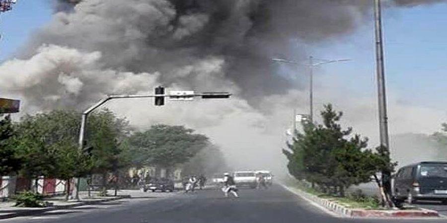 انفجار بزرگ در مسجد شیعیان افغانستان